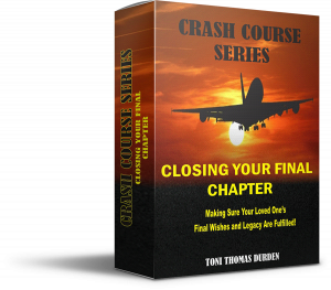 CLOSING YOUR FINAL CHAPTER